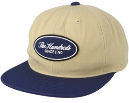 Lot Khaki Snapback - The Hundreds