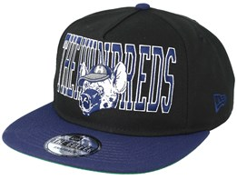 Elysian Black Snapback - The Hundreds