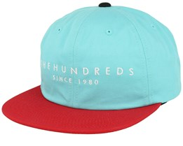 Matt Pool Blue Snapback - The Hundreds
