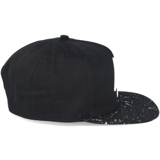 e64b556ef10 Speckle Black white Snapback - Hype caps - Hatstoreworld.com