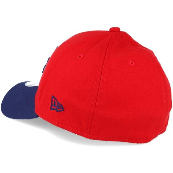 Washington Capitals NHL Essential Red Blue 39thirty Flexfit - New Era caps  - Hatstoreworld.com b54c1651851