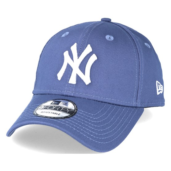 96d856526fcf0 New York Yankees MLB League Ess Blue 9forty Adjustable - New Era
