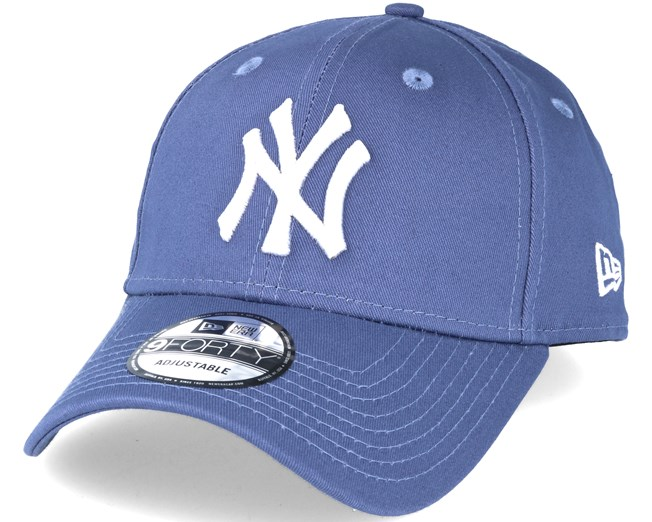 6432fbf8d8bc8 New York Yankees MLB League Ess Blue 9forty Adjustable - New Era ...