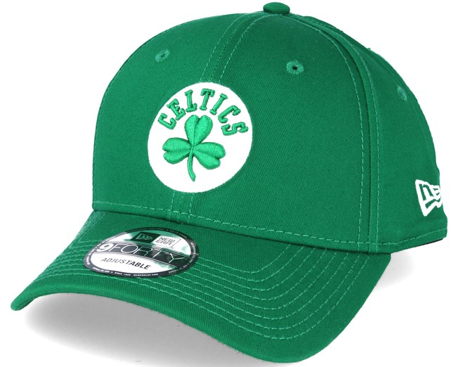 70ef1020771 Boston Celtics NBA Green 9forty Adjustable - New Era cap - Hatstore ...