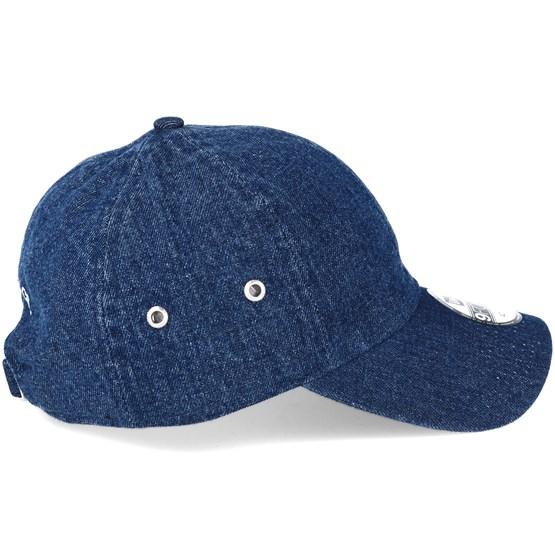 f1c5e93b8b7 Washed Denim Jeans Blue 9forty Adjustable - New Era caps - Hatstoreworld.com