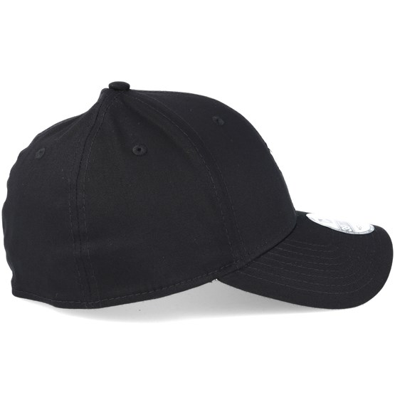 10b39ebea3c1e New York Yankees Mini Logo Essential Black 39thirty Flexfit - New Era caps  - Hatstoreworld.com