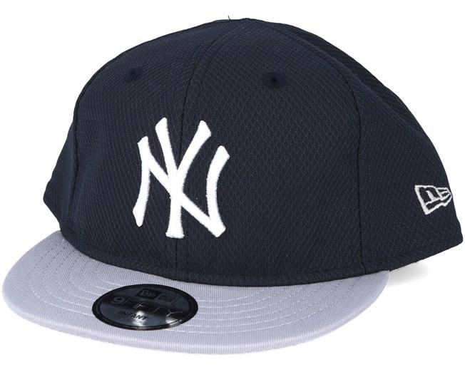 eef2d7a5e6897 Kids New York Yankees Inf Diamond Mix Navy 9fifty Snapback - New Era ...