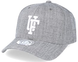Spinback Baseball Light Grey Snapback - Upfront