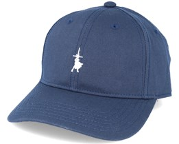 Sport Luke Navy Snapback - Dedicated