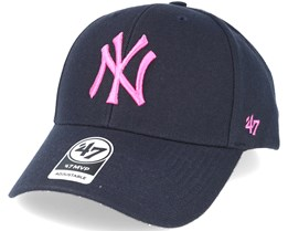 New York Yankees MVP Navy Adjustable - 47 Brand