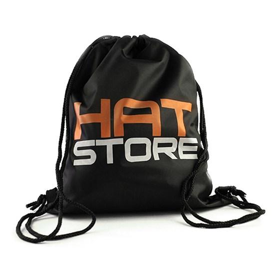 Accessoarer Gym Sack Black - Hatstore - Svart