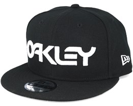 Mark II Novelty Black Snapback - Oakley