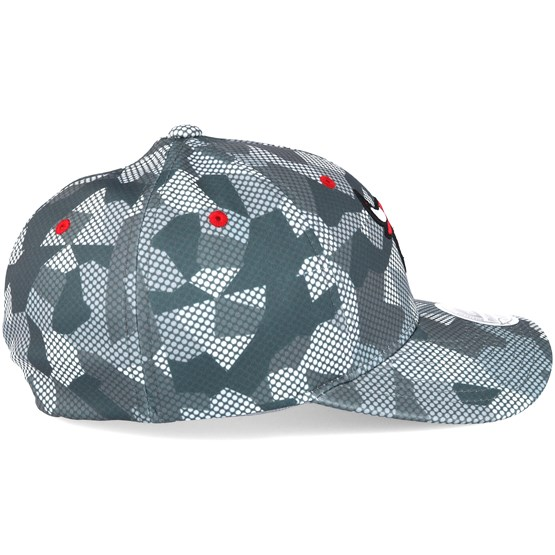 19a677f6032 Chicago Bulls Carbon Camo Slouch Flexfit - Mitchell   Ness caps -  Hatstore.ae