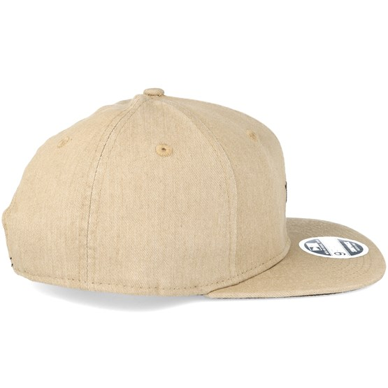 a47671b387307 Manchester United Stone 9Fifty Beige Snapback - New Era - Start Boné -  Hatstore