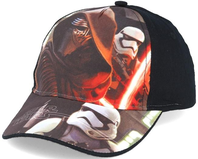 899cefab1e Kids Star Wars ep7 Multi Black Adjustable - Character caps -  Hatstoreaustralia.com
