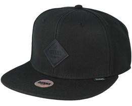 Monochrome Black Snapback - Djinns