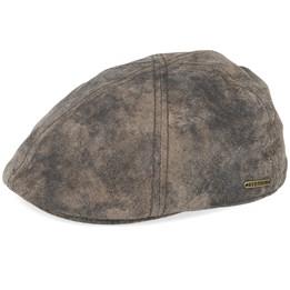 b1ce40016 Texas Pig Skin Sportcap Flat Cap - Stetson