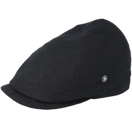 5c47416332796 You might also like. Only 1 left! City Sport Sixpence Stripe Black Flat Cap  ...