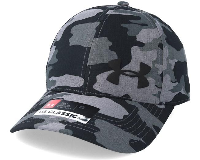 Airvent Core Graphite Medium Heat - Under Armour cap - Hatstore.co.in 2a5dc50e1dc