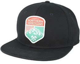 Outdoor Div. Black Snapback - Northern Hooligans
