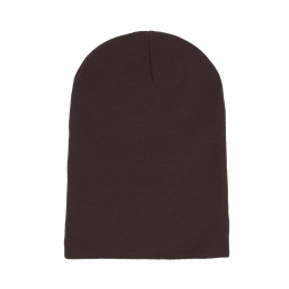 official photos 40847 d497b Beanie Basic Long Beanie Plum - Beanie Basic CA  22.99