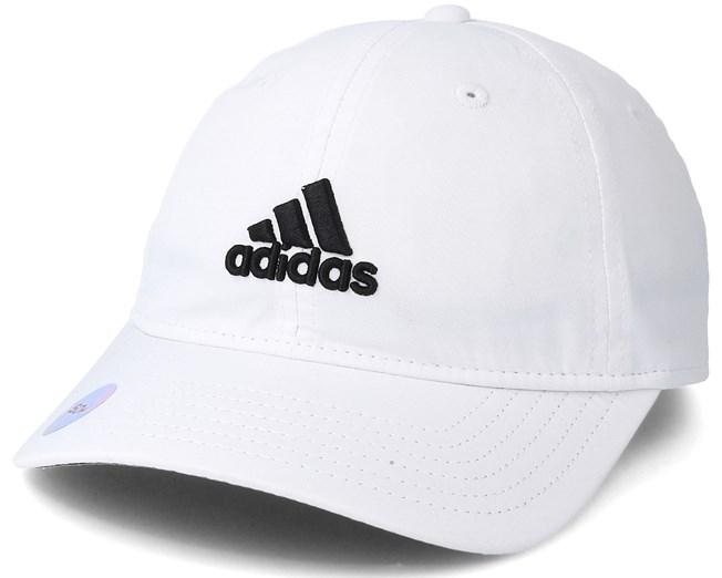 79530990 Kids Logo Junior White/Black Adjustable - Adidas caps - Hatstoreworld.com