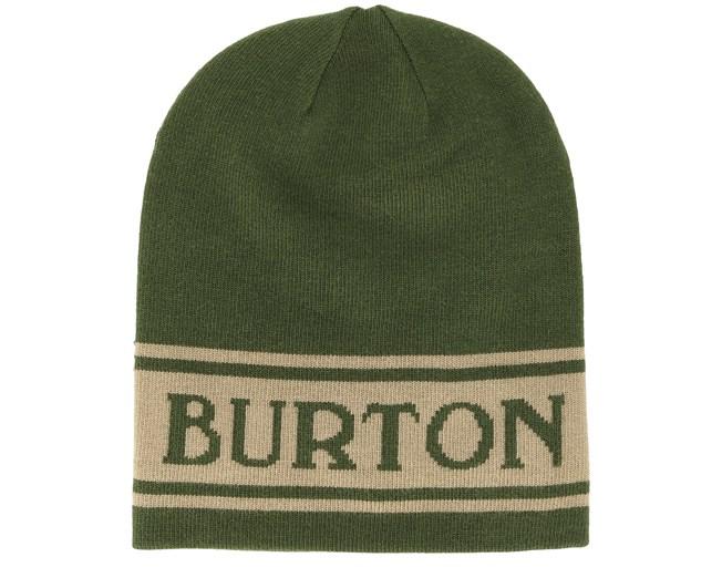 cdfd4ee6dcb Billboard Slouch Green Beanie - Burton beanies - Hatstoreworld.com