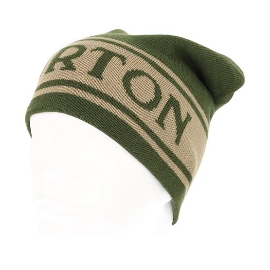 Billboard Slouch Green Beanie - Burton - Start Cappellino - Hatstore cd448e66fca2