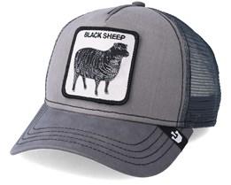 Shades of Black Grey Trucker - Goorin Bros.