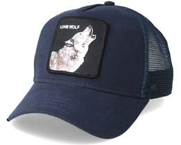 Wolf Navy Trucker - Goorin Bros.