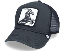 Stallion Black Trucker - Goorin Bros.