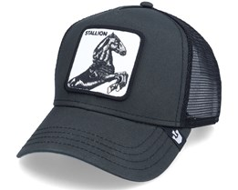 Stallion Black Trucker - Goorin Bros.