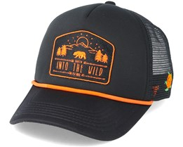 Into Black Trucker - Sqrtn