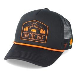 e657757ec16d74 Yardage Black Trucker - Rip Curl caps - Hatstoreworld.com
