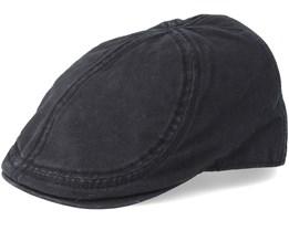 Ari Black Flat Cap - Goorin Bros.