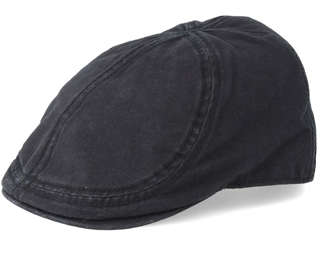 00ebb1e1407 Ari Black Flat Cap - Goorin Bros. caps - Hatstoreworld.com