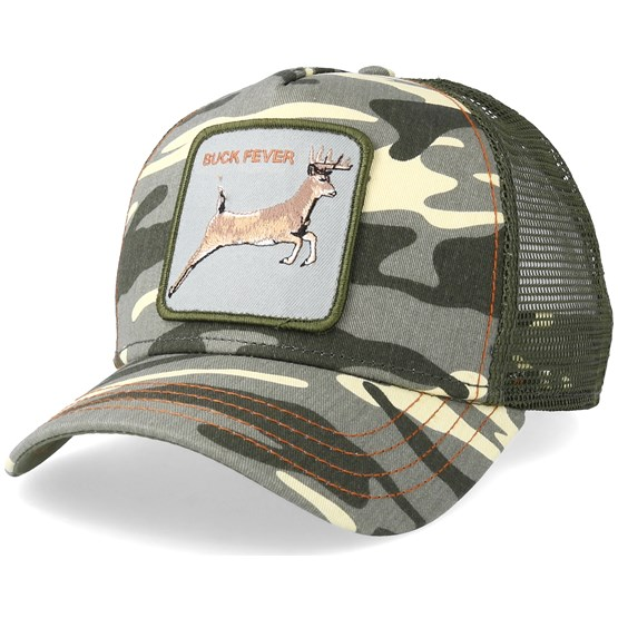 4426ec14d2f1f 4 Points Camo Trucker - Goorin Bros. cap - Hatstore.co.in