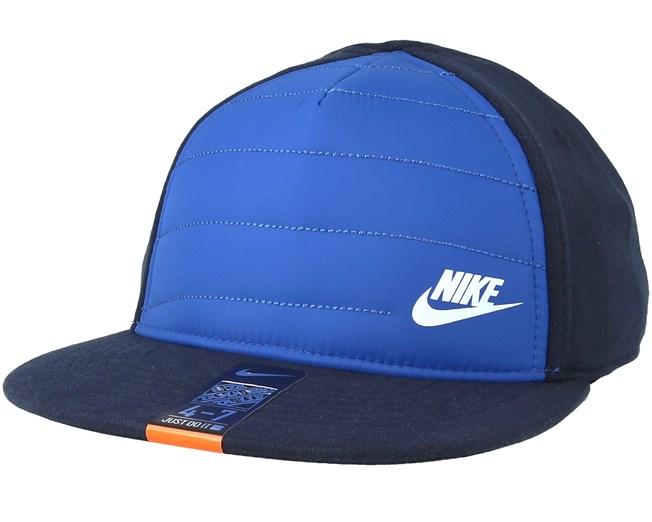 1a28a6ad2acb0 Kids Quilt CaplnC99 Blue Navy Snapback - Nike caps - Hatstoreaustralia.com