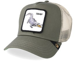 Snap At Ya Olive Trucker - Goorin Bros.
