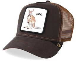 Roo Brown Trucker - Goorin Bros.