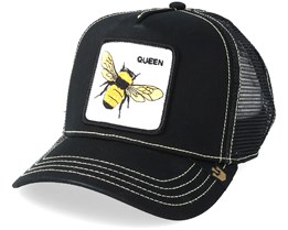 Queen Bee Black Trucker - Goorin Bros.