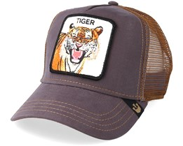 Eye Of The Tiger Brown Trucker - Goorin Bros.