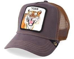 Eye Of The Tiger Brown Trucker - Goorin Bros.