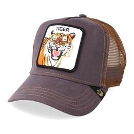 947e338f2 Butch Baseball Trucker - White/Olive/Camo Trucker - Goorin Bros ...
