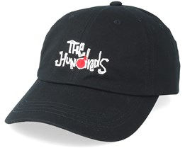 Justice Dad Hat Black Adjustable - The Hundreds