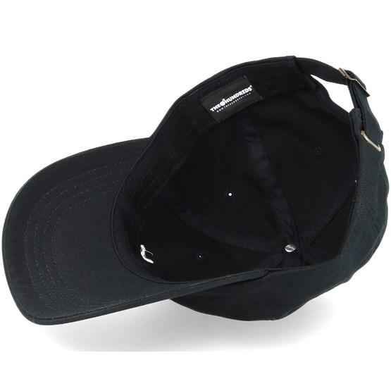 Justice Dad Hat Black Adjustable - The Hundreds caps - Hatstoreworld.com 2a7484375f33