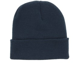 Kids Junior Original French Navy Cuff - Beanie Basic