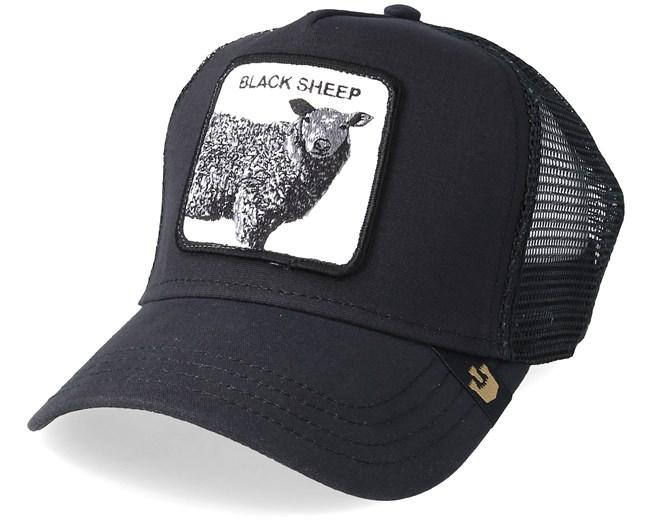 Be Reckless Black Trucker - Goorin Bros. caps - Hatstoreworld.com 9bd4571ae2f9