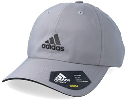 Mens Golf Cap Grey Adjustable - Adidas