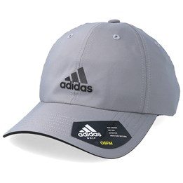 67a574913e29a Mens Golf Cap Grey Adjustable - Adidas